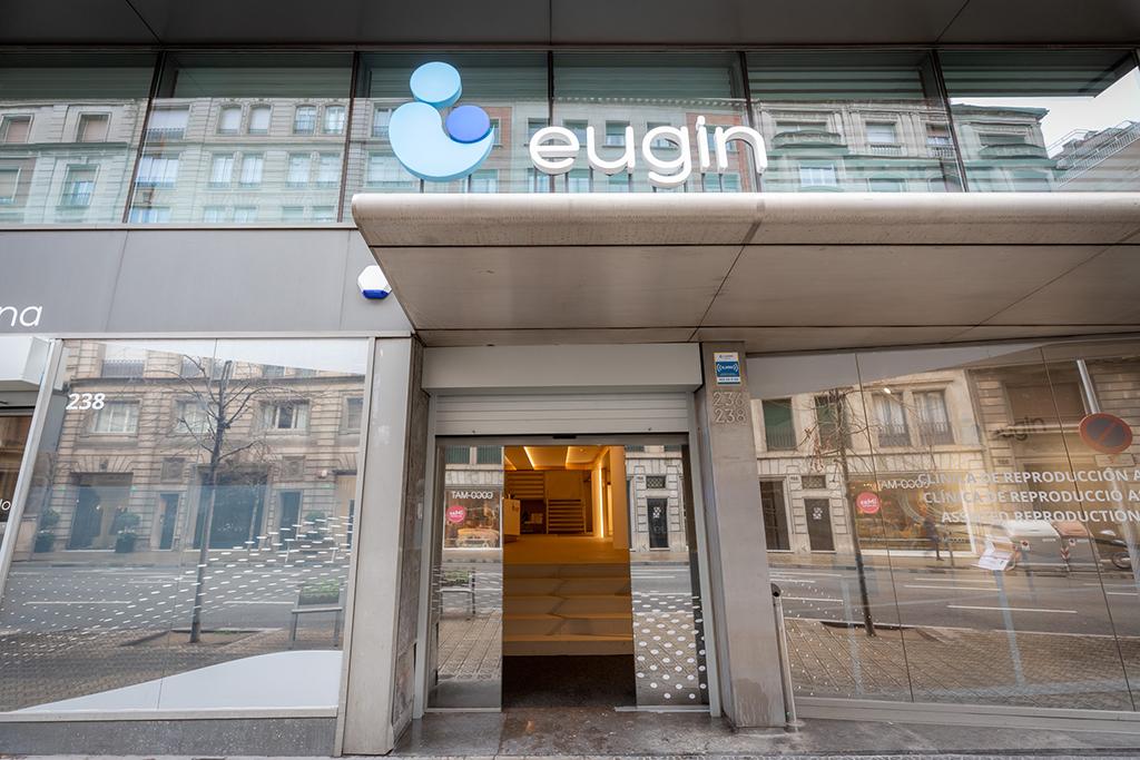 Eugin Barcelona. C/ Balmes, 236, 08006 Barcellona