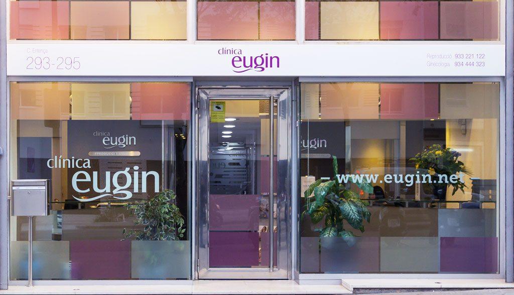 Clinica Eugin Barcelona. Travessera de Les Corts, 322 08029 Barcelona